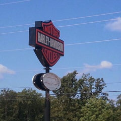 Photo taken at Lake Of The Ozarks Harley Davidson by Patrick G. on 8/10/2012