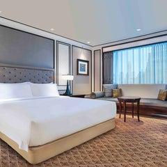 Photo taken at Plaza Athénée Bangkok, A Royal Méridien Hotel by Plaza Athénée Bangkok, A Royal Méridien Hotel on 10/1/2015