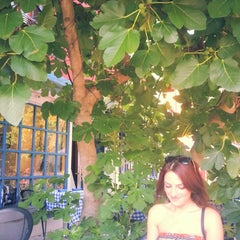 Photo taken at Veranda by valmıra on 8/17/2013