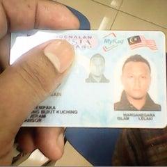 Photo taken at Jabatan Pendaftaran Negara JPN by miezan s. on 1/31/2013