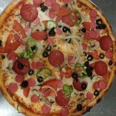 Photo taken at Felicia Pizza by Ali K. on 12/5/2013