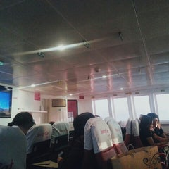 Photo taken at SuperCat Ferry Terminal by FloRence N. on 9/4/2015