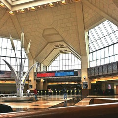 Photo taken at NJT - Frank R. Lautenberg Secaucus Junction Station by Ryan C. on 11/24/2012