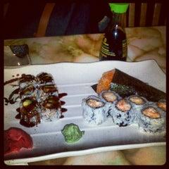 Photo taken at Aki Sushi West by Ryan C. on 11/5/2012
