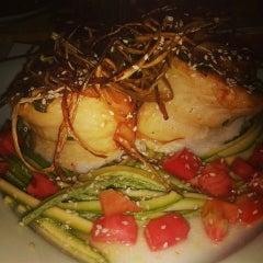 Photo taken at TM restaurant cafe by Evanna L. on 8/15/2014
