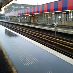 Photo taken at Metrostation Hoogvliet [C, D] by Marco P. on 7/9/2014