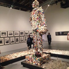Photo taken at The Geffen Contemporary (MoCA) by Jesse M. on 7/27/2014