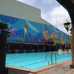 Photo taken at Fantasia Lagoon by Krit P. on 9/26/2014