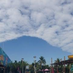 Photo taken at Fantasia Lagoon by Krit P. on 11/14/2014