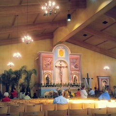 Photo taken at St. Francis Of Assisi Church by AL K. on 4/10/2013