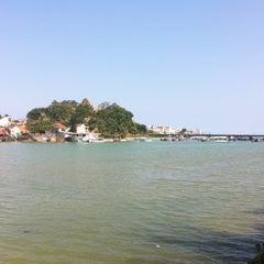 Photo taken at Champa Island by Khanhkh T. on 2/8/2014