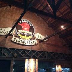 Photo taken at Restaurante Mont Vert by Wellington A. on 8/2/2013