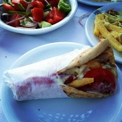 Photo taken at Ζάχος Grill by Lili L. on 9/3/2013