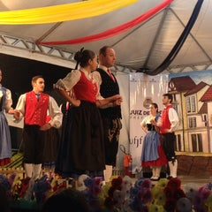 Photo taken at Deutsches Fest - Festa Alemã do Borboleta by Eduardo R. on 9/7/2013
