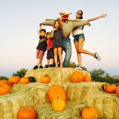 Photo taken at MacDonald's Ranch by Ginger L. on 10/28/2014