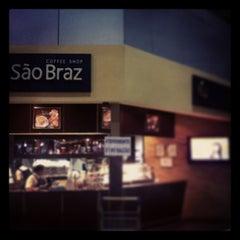 Photo taken at São Braz Coffee Shop by Victor P. on 1/8/2013