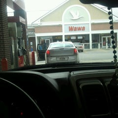 Photo taken at Wawa by Jc M. on 7/3/2013