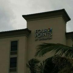 Photo taken at Four Points by Sheraton Punta Gorda Harborside by Ty N. on 6/2/2014