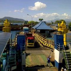 Photo taken at Pelabuhan Gilimanuk by Royce S. on 7/6/2013