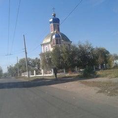 Photo taken at Слов'янськ by Natalia S. on 10/4/2015