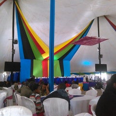 Photo taken at Nairobi Chapel by Brayo P. on 6/14/2014