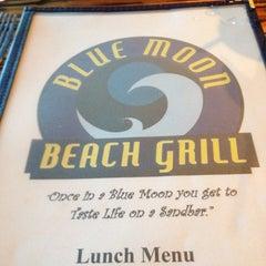 Photo taken at Blue Moon Grill by Scott K. on 12/3/2012