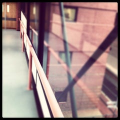 Photo taken at UniSA - City East Campus by Mandi W. on 8/16/2013