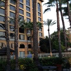 Photo taken at Crowne Plaza Anaheim Resort by Antonio C. on 9/12/2013