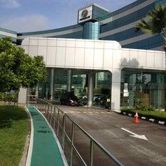 Photo taken at Perodua HQ Rawang by ©hee Leong™ on 11/15/2013