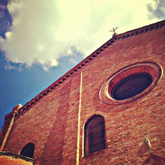 Photo taken at Le Sette Chiese by Laura R. on 9/12/2013