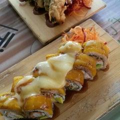 Photo taken at Ikura Sushi-Bar by Liying C. on 7/16/2015