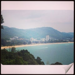 Photo taken at Secret Cliff Resort And Restaurant Phuket by Patcharanan on 2/22/2013