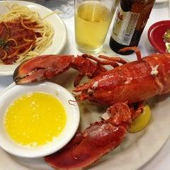 Photo taken at Lobster House Joe's by Irene C. on 7/21/2013
