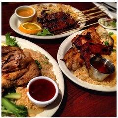 Photo taken at Thai Original BBQ & Restaurant by Erin A. on 6/26/2013