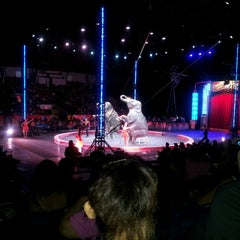 Photo taken at Ector County Coliseum by Heather T. on 7/28/2013