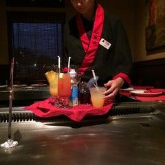 Photo taken at Kobe Japanese Steakhouse & Sushi Bar by 7looma on 11/15/2014