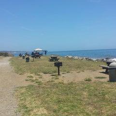 Photo taken at El Capitan State Beach by Ashley on 6/21/2013