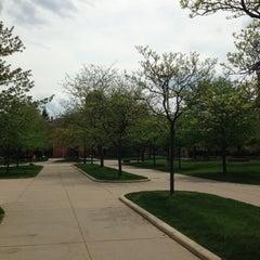 Photo taken at Eastern Michigan University by Brandon C. on 5/9/2013