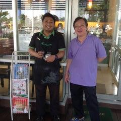 Photo taken at Café Amazon (คาเฟ่ อเมซอน) by Kongrat K. on 9/19/2015