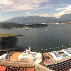 Photo taken at Pan Pacific Hotel by HarvyDanger on 6/30/2013