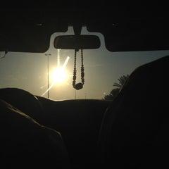 Photo taken at al khoud round about by ferdinand l. on 11/3/2012