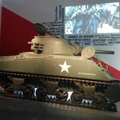 Photo taken at Bastogne Historical Center by Aurélie K. on 4/26/2014