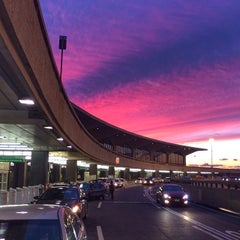 Photo taken at Newark Liberty International Airport (EWR) by Clayton M. on 11/12/2013