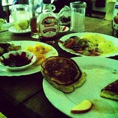 Photo taken at Atlas Pancakes by Oliver K. on 10/28/2012