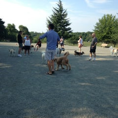 Photo taken at Baron Cameron Dog Park by Nicole d. on 8/31/2013