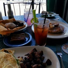 Photo taken at The BoatYard Grill by Berkin I. on 6/30/2013