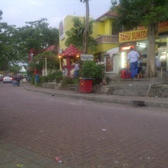 Photo taken at Rest Area KM 14 (Pinang Point) by Wahyudi W. on 11/17/2012