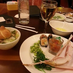Photo taken at Cravings Buffet by Natalie W. on 7/11/2013