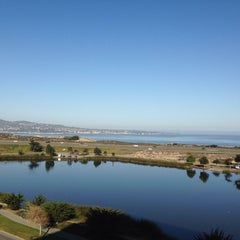 Photo taken at Embassy Suites by Hilton Monterey Bay Seaside by Annie R. on 3/24/2014