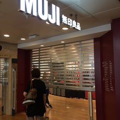 Photo taken at Muji 無印良品 by TheLostBoyLloyd.com on 9/6/2015
